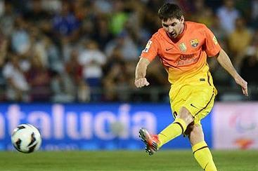 Granada 1-2 Barcelona: Lionel Messi Leads Barcelona Comeback in Granada