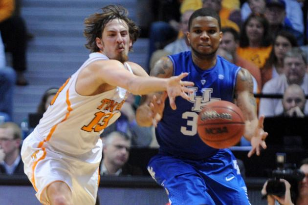 Tennessee Takes Down Kentucky, 88: 58