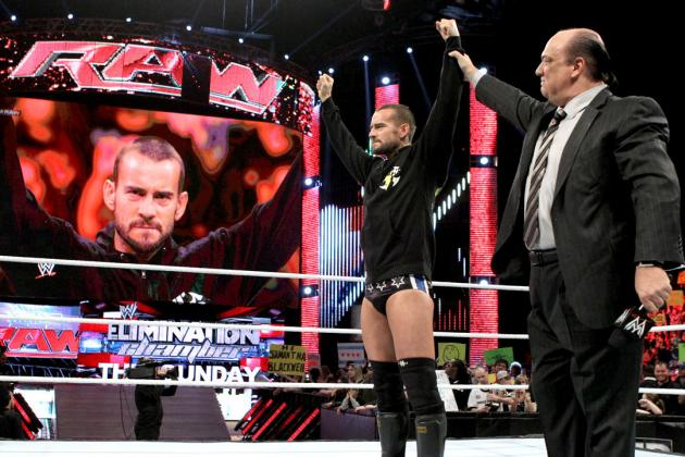 CM Punk's Road back to the Top is Not in Sight