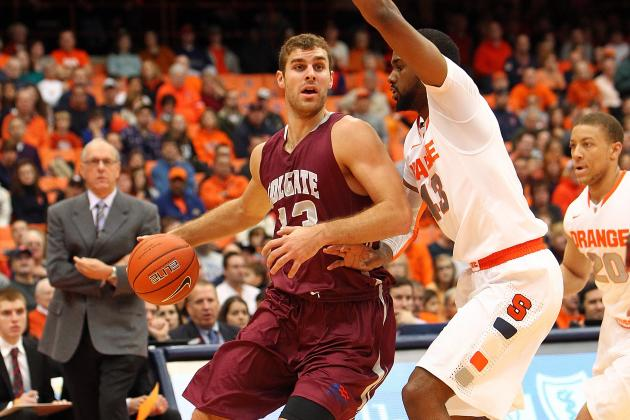 Patriot League Upset: Colgate Knocks off Lehigh Behind Big First Half
