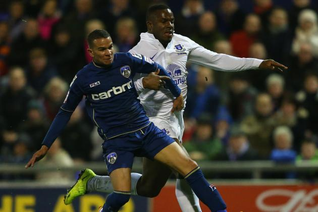 Oldham 2-2 Everton: Smith Does It Again
