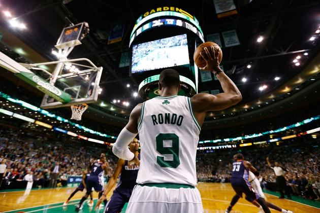 Breaking Down Why the Rajon Rondo Trade Rumors Are Here to Stay