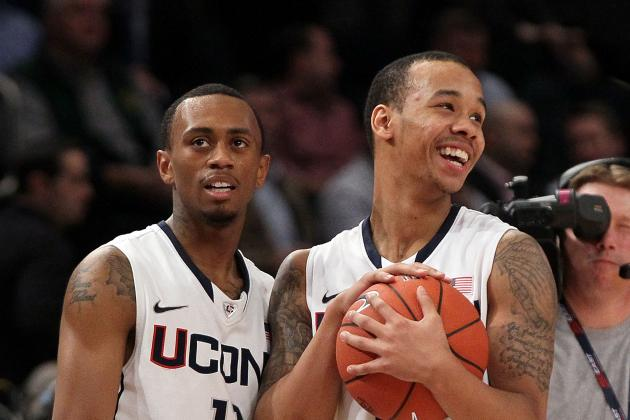 UConn, Beaten Off Boards, Falls to Villanova