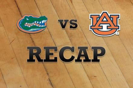 Florida vs. Auburn: Recap, Stats, and Box Score