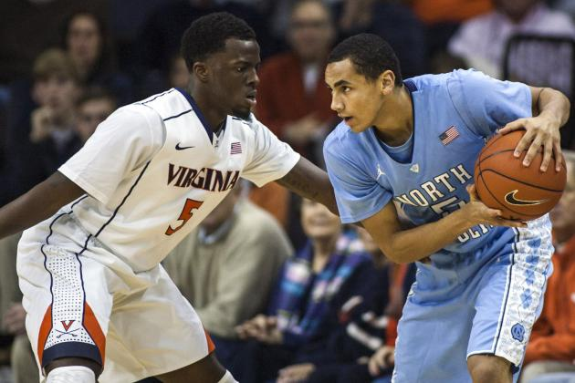 Hairston's Best Game Helps North Carolina Beat Virginia 93-81
