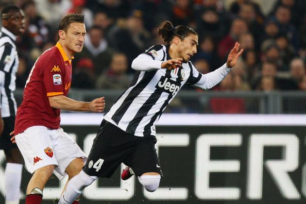 Roma 1 Juventus 0