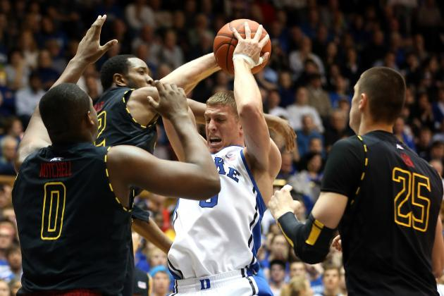 Duke vs. Maryland: Live Score, Updates and Analysis for ACC Game