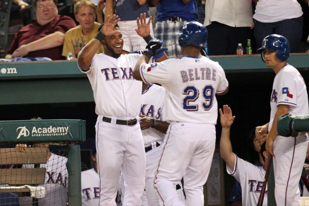 MLB Preseason Evaluation Series: 2013 Texas Rangers