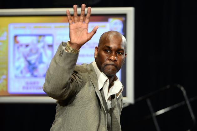 Gary Payton: Breaking Down Point Guard's Hall of Fame Resume