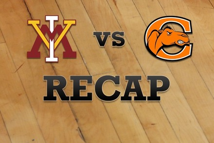 Virginia Military vs. Campbell: Recap, Stats, and Box Score
