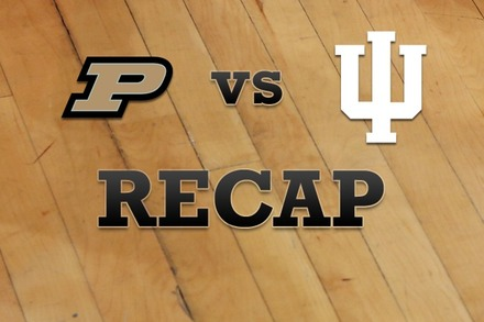 Purdue vs. Indiana: Recap, Stats, and Box Score