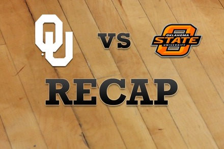 Oklahoma vs. Oklahoma State: Recap, Stats, and Box Score