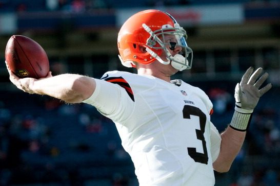 Browns Don't Have Many Options If They Dump Brandon Weeden