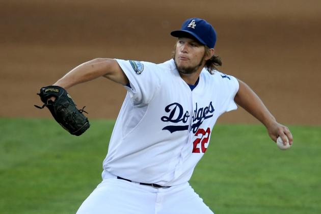 Dodgers Tab Clayton Kershaw as Opening Day Starter