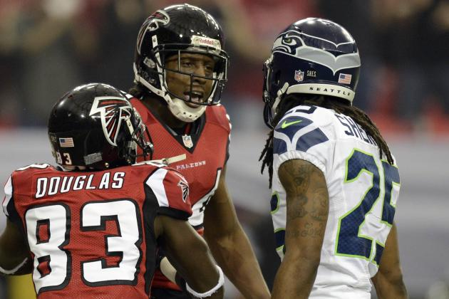 Richard Sherman: Roddy White a Product of His System