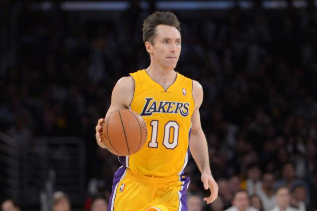 Steve Nash, LA Lakers Need to Forget About the Offense for Now