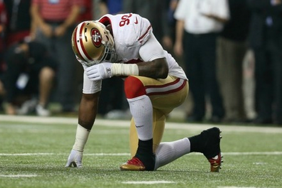 49ers' Aldon Smith Taking Up Mixed Martial Arts