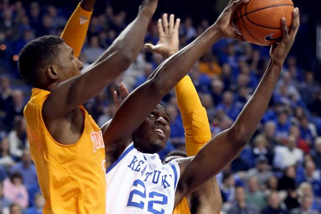Vols Blow out Kentucky, 88-58