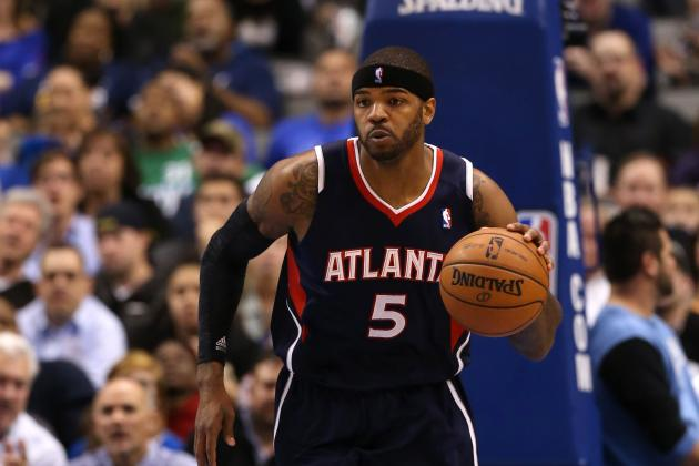 NBA Rumors: Milwaukee Bucks Reportedly Interested in Trading for Josh Smith