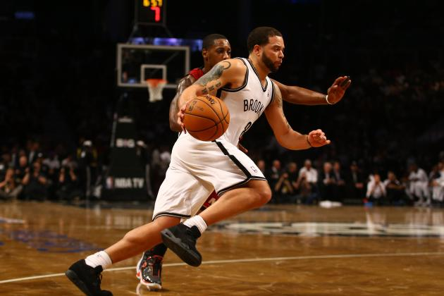 Deron Williams' Nagging Ankle Injuries Are Nets' Biggest Concern