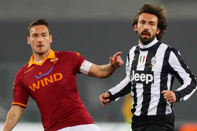 Match Report: Roma 1-0 Juventus