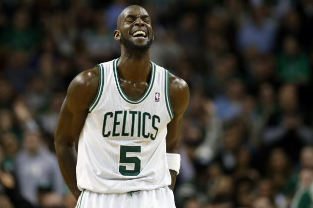 NBA Trade Rumors: Latest on Kevin Garnett and Other All-Star Weekend Speculation