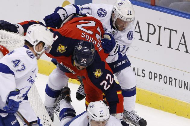 Lightning 6, Panthers 5, OT