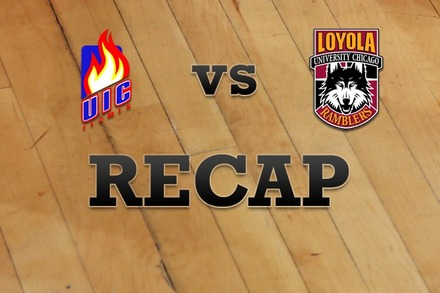 Illinois-Chicago vs. Loyola (IL): Recap, Stats, and Box Score