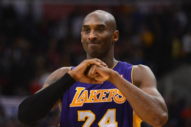 Nothing Friendly About Kobe Bryant's Newfound Rivalry with L.A. Clippers