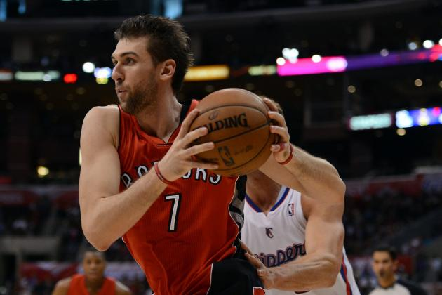 Amidst Trade Rumors, Can Andrea Bargnani Salvage His Path to Stardom?