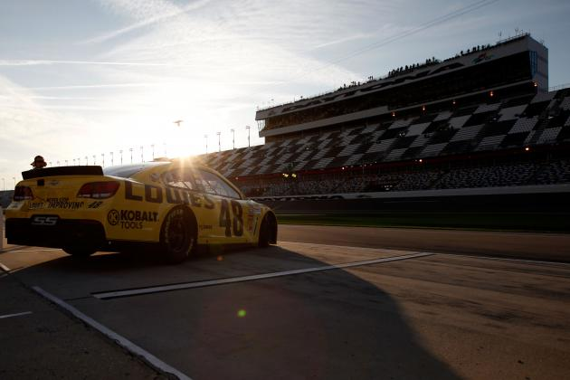 Sprint Unlimited 2013 Race: Lineup, Format, Predictions and More