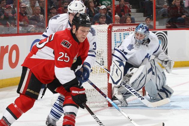 ESPN Gamecast: Senators vs. Maple Leafs