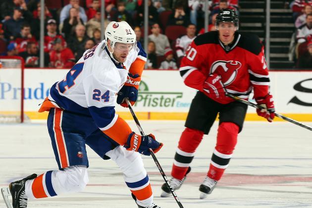 ESPN Gamecast: Devils vs. Islanders