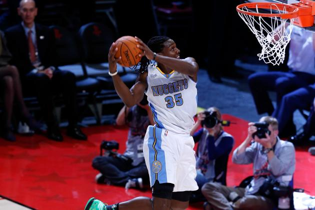 NBA Slam Dunk Contest 2013: Live Grades, Reaction for Every Dunk