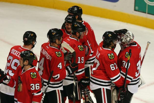 Chicago Blackhawks on the Cusp of Making NHL History