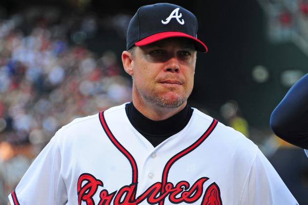 Chipper Back in Camp, with No Itch for Comeback