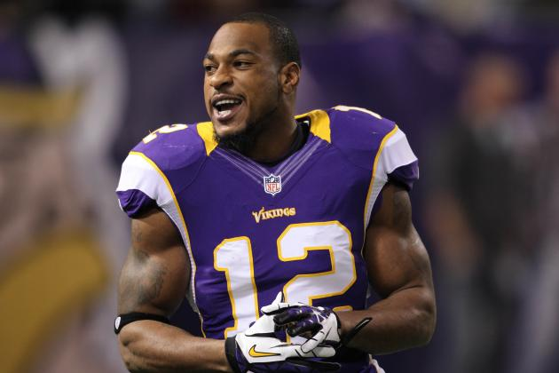 New Contract for Vikings' Percy Harvin Is Worth the Risk