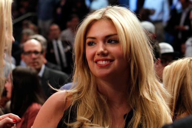 Kate Upton: Supermodel Deserves Credit for Braving Arctic Elements in SI Shoot
