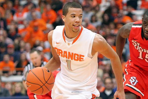 ESPN Gamecast: Syracuse vs. Seton Hall
