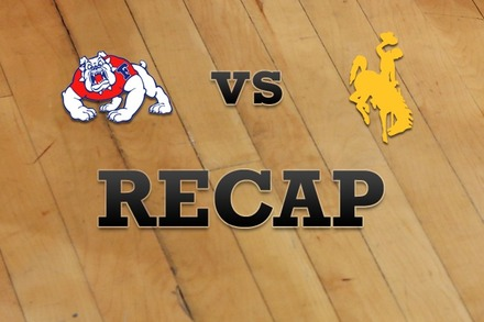 Fresno State vs. Wyoming: Recap, Stats, and Box Score