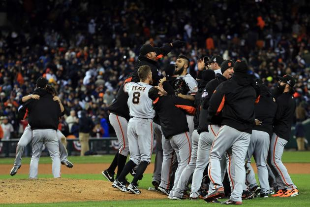 San Francisco Giants: Early Look at How the Defending Champs Project to Finish