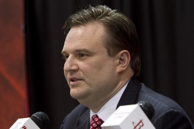 Alexander Plans to Extend GM Morey's Contract