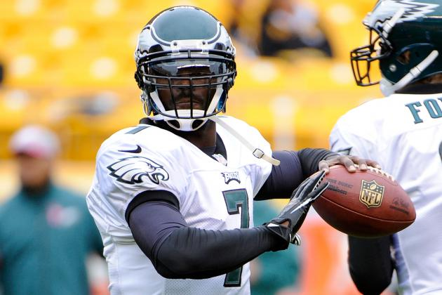 Vick Tries to Turn the Page on Criticism of Teammates