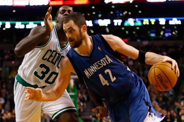 Would Minnesota Timberwolves Ever Consider Trading Kevin Love?
