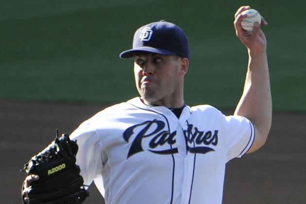 Padres, Richard Agree to 1-Year Deal