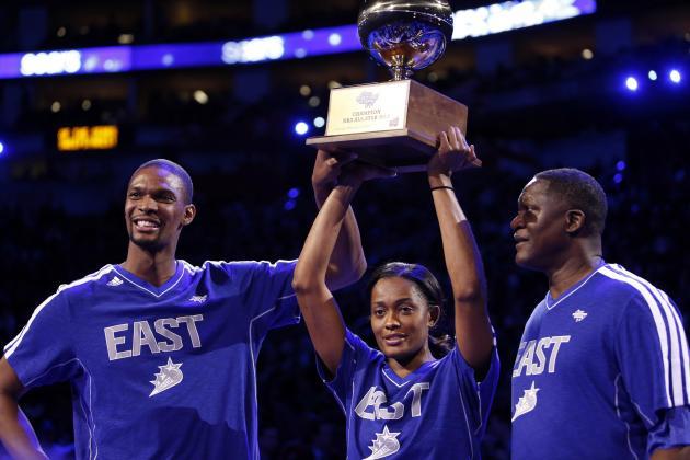 NBA Shooting Stars 2013: Team Bosh Wins All-Star Event