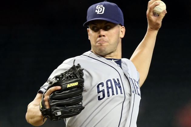Padres Sign Clayton Richard
