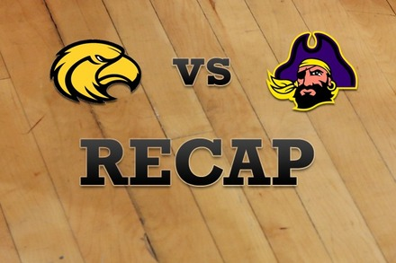 Southern Miss vs. East Carolina: Recap, Stats, and Box Score