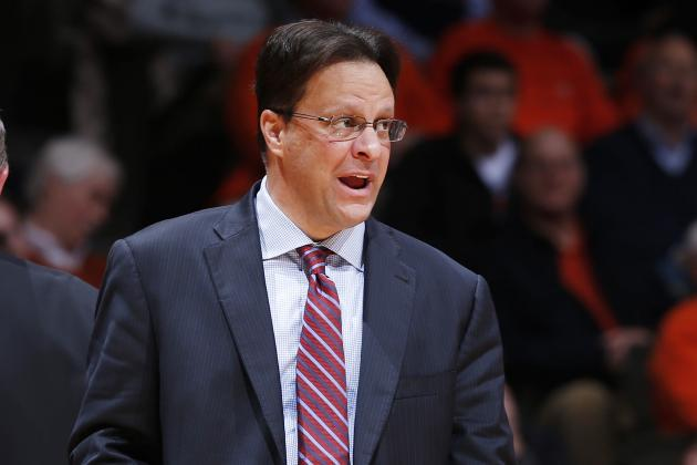 Tom Crean Evens Career Record with Hoosiers