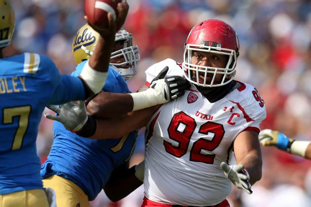 Is Star Lotulelei the Best Player in the 2013 NFL Draft?